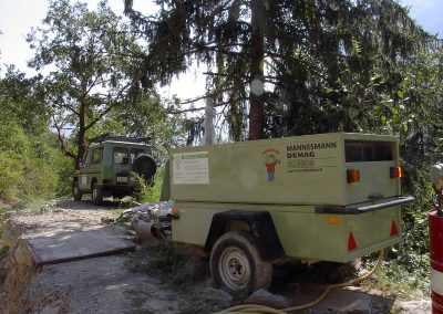 Compressore Mannesmann Demag