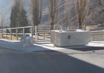 Fontana Zalende Nuvolato a Brusio