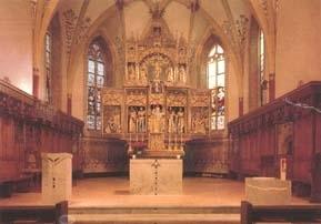 Altar und Ambo
